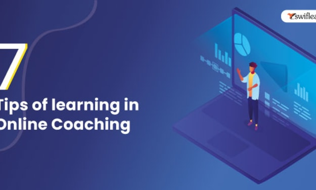 7 Useful Tips from Experts in Online Coaching - Swiflearn
