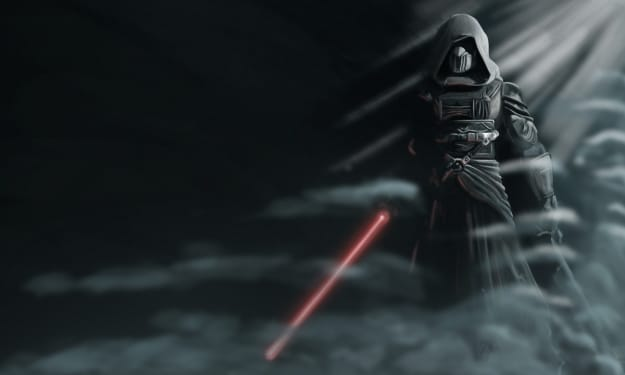 The Insidious Sith Who Trained Darth Revan