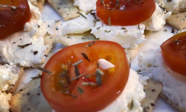 Labneh (Yoghurt Cheese)