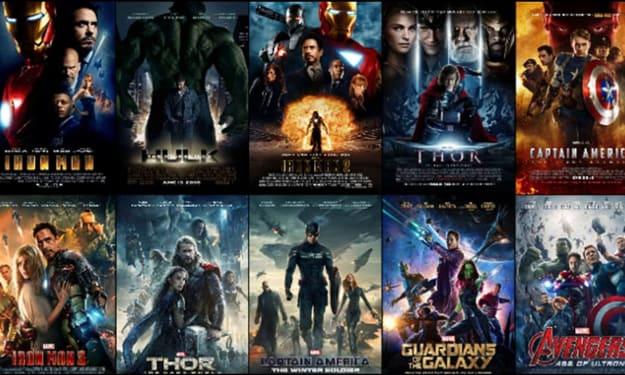 Top 10 MCU Movies According To IMDb