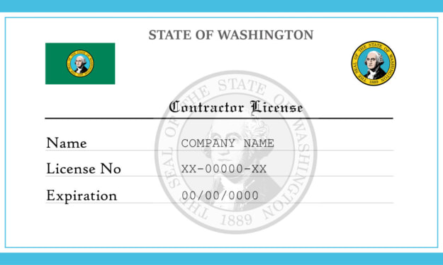 How to renew my Washington State Contractors License