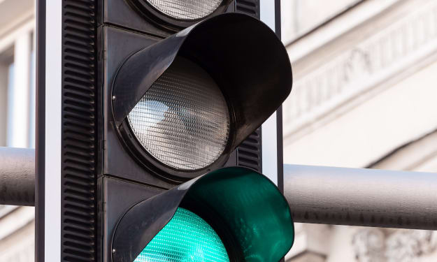 That One Green Light