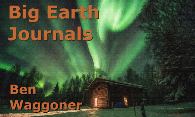 Big Earth Journals