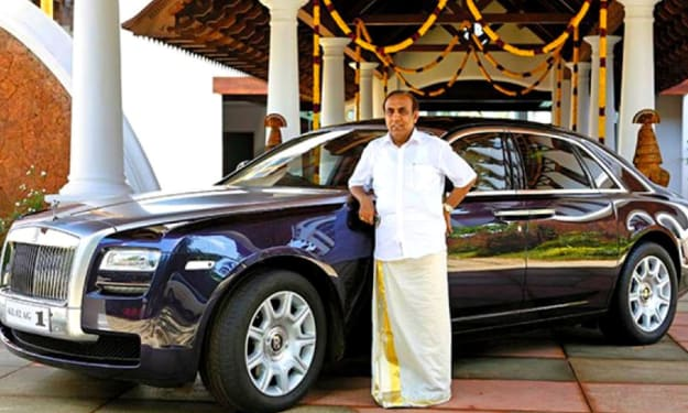 Tracing The Success Story of Ravi Pillai and The Growth of RP Group of Companies.