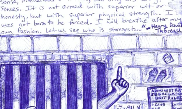 Why a Muslim-American dissident read Thoreau