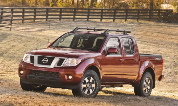 Best Pre-Owned Nissan Frontier To Buy According To Reliability Ratings
