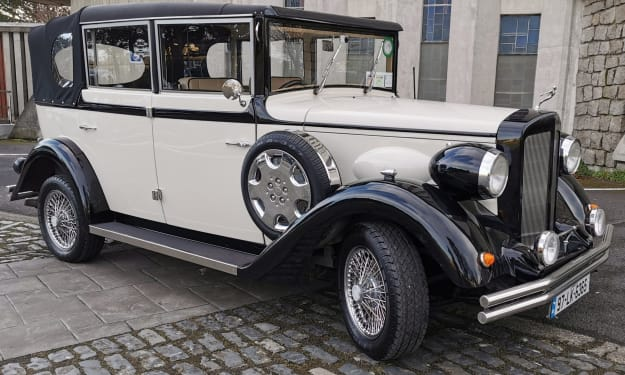 5 Useful Tips to Consider for Booking Wedding Cars in Dublin.