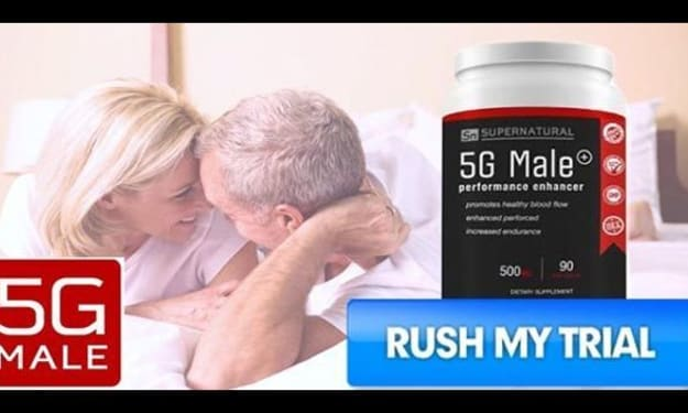 5G Male Reviews - Does 5G Male Supplement Really Work? Safe Ingredients? Must Read...