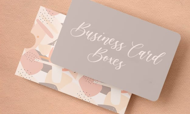 How to Choose the Best Business Card Boxes?