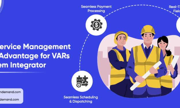 Field Service Management Hiring  Benefits For VARs & System Integrator