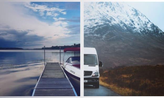 Lake Life to Van Life