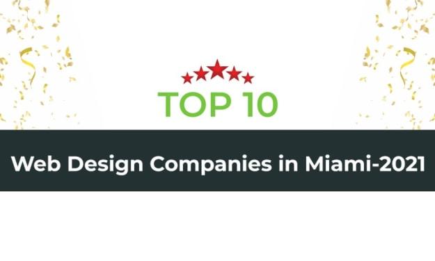Top 10 Web Design Companies in Miami-2021