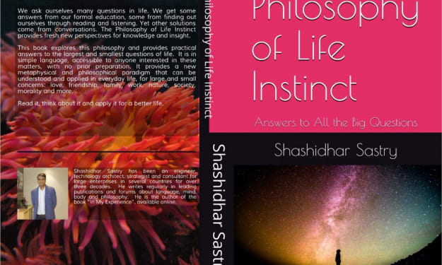 Book: Philosophy of Life Instinct: Chapter 2: What if it all JustIs?
