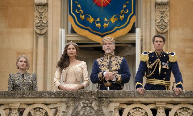 Amazon Prime's Cinderella-And A Palace Fit for a Princess!