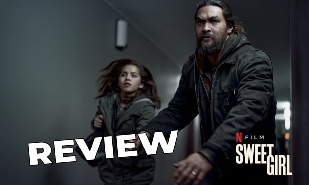 'Sweet Girl' Review—Conventional Action Excitement