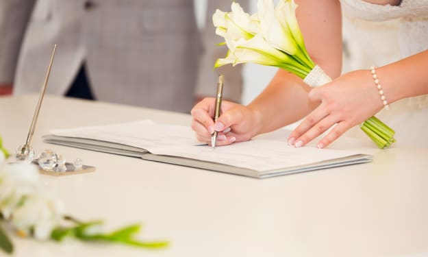 Dos And Don'ts of a Marriage Contract