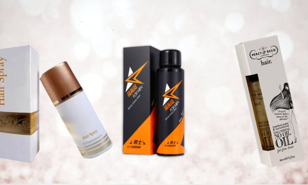 Skyrocket The Worth Of Your Sprays By Offering Customized Packaging to Them