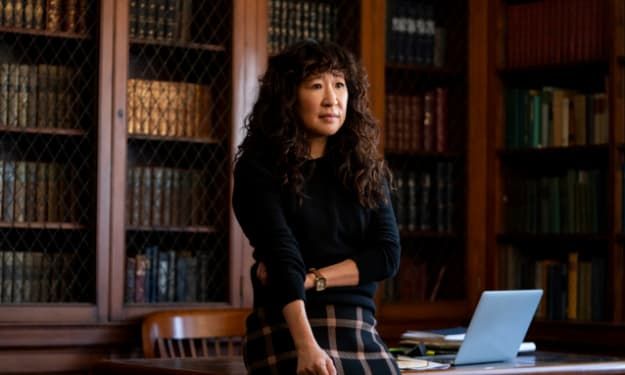 """Nuances of Life: Dissecting Sandra Oh's Netflix Series """"The Chair"""""""