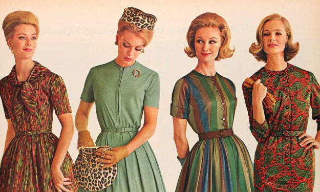 The reasons behind the popularity of the vintage style