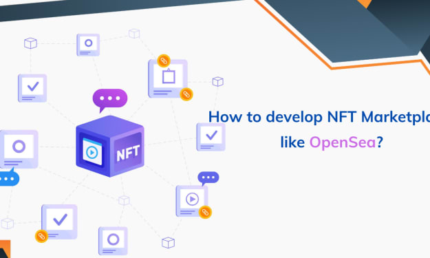 Build an NFT marketplace like OpenSea and make fortune in a short time