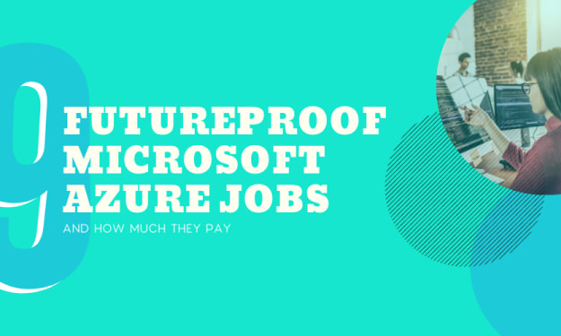 The Top 8 jobs for Microsoft Azure Certified Professionals in 2020