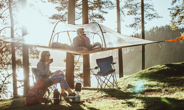 Tree Tents that You can Buy for a Better Camping Experience