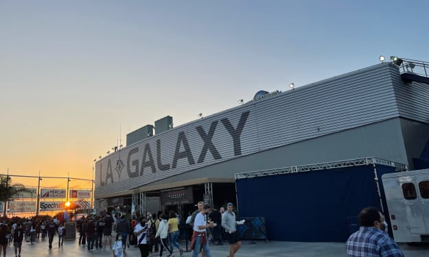An Evening with the LA Galaxy