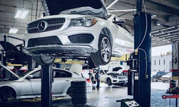 Why Luxury Cars Need Maintenance in Dubai