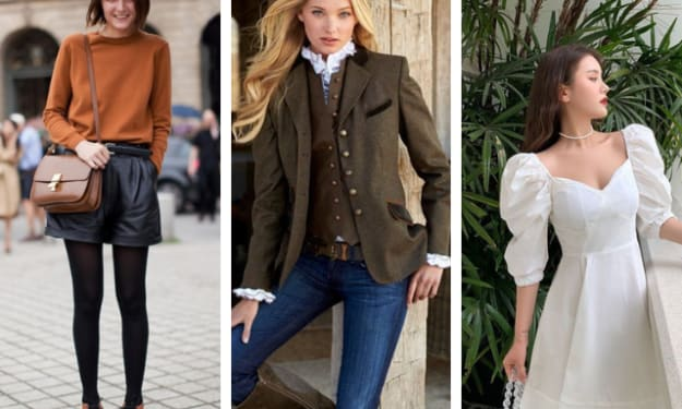 Top Vintage Fashion Trends That Have Made A Comeback