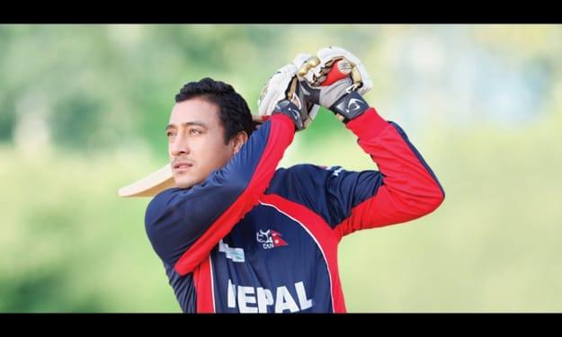 Paras Khadka; Heart of Nepal Cricket