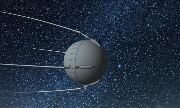 Sputnik 1 spacecraft - First artificial Satellite