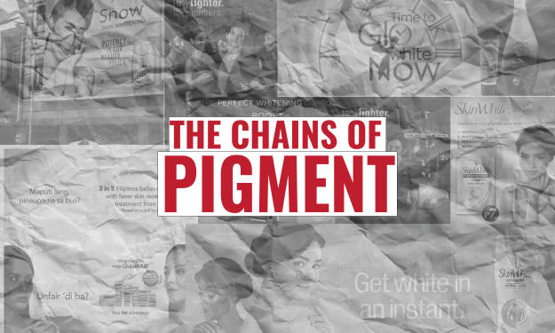 THE CHAINS OF PIGMENT