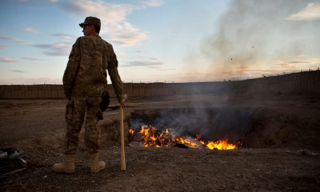 The U.S. Military Is Driving Environmental Collapse Across the Planet