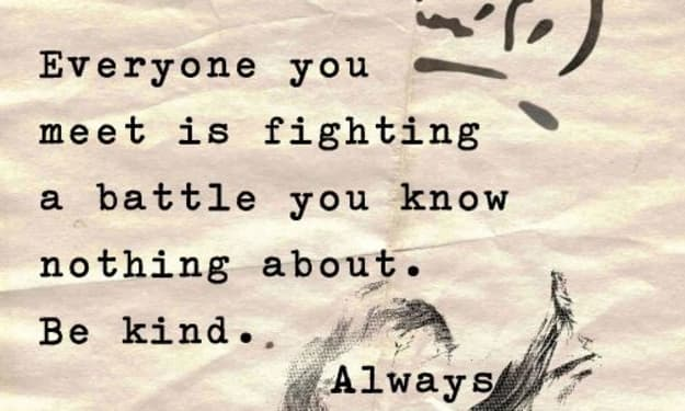 The battles worth fighting for