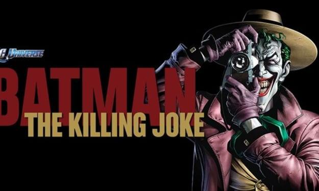 Batman: The killing Joke-Bestselling comic book of all times