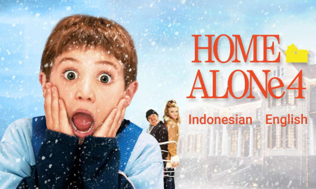 Home alone 4 Movie review