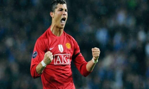 Cristiano Ronaldo back to Old Trafford Manchester United