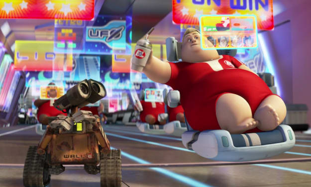 A Premonition from Wall-E