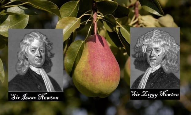 From the Journal of Sir Ziggy Newton, September 1687