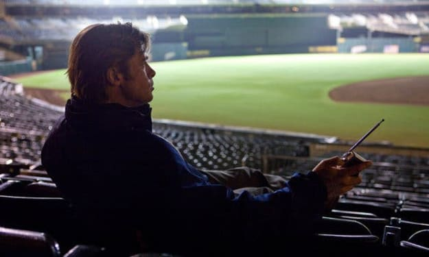 Classic Movie Review: 'Moneyball' Starring Brad Pitt