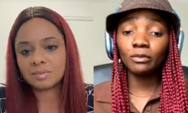 Simi Opens Up About Darkest Moments After Giving Birth (Video)