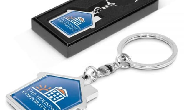Personalized Keyrings Australia- 8 Reasons to Consider Them for Brand Promotion