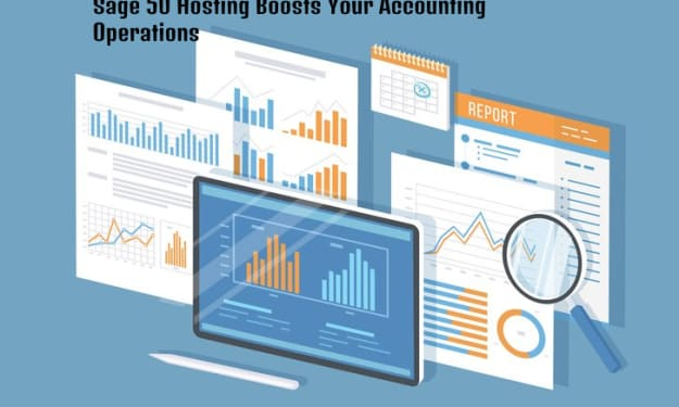 How Sage 50 Hosting Boosts Your Accounting Operations Performance?