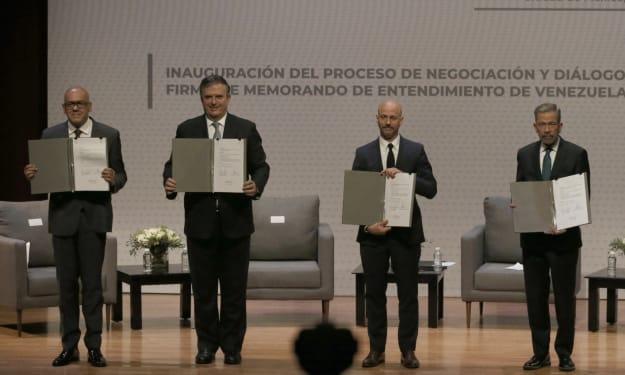 Venezuela dialogue offers way out of crisis