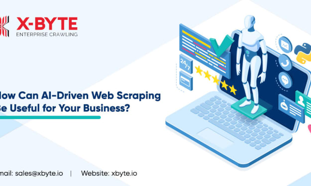 How Can AI-Driven Web Scraping Be Useful for Your Business?