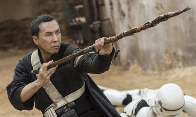 Donnie Yen Discusses Reprising Fan Favorite 'Star Wars' Character