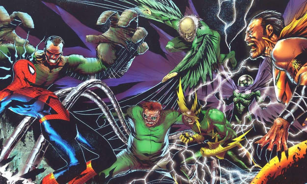 10 Things You Don't Know About The Sinister Six