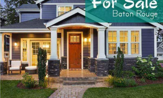 Homes for Sale Baton Rouge | Easy Property Search