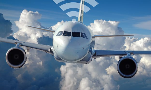 How do the work? Airplane Wi-Fi Systems