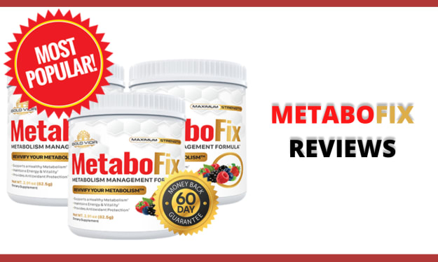 MetaboFix Reviews: Does MetaboFix Really Work? Legit or Scam?